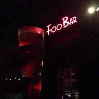 Photo taken at Foo Bar by Erika R. on 3/22/2014