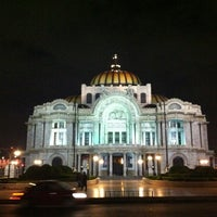 Foto tirada no(a) Palacio de Bellas Artes por Fram T. em 6/17/2013