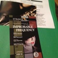 Photo taken at Strawdog Theatre Company by James J. on 2/24/2013