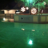 Photo taken at Fresno Ice Rink by Veronica H. on 11/11/2012