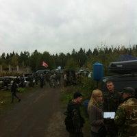 Photo taken at конюшня Келози by Эммануил Виторган on 9/15/2012