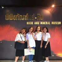 Photo taken at Geological Museum by อิ๋วขอบคุณ on 11/22/2017