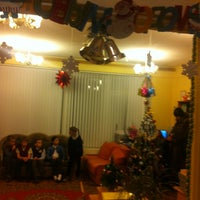 Photo taken at Псковская лингвистическая гимназия by KIVA on 12/20/2012