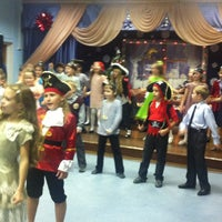 Photo taken at Псковская лингвистическая гимназия by KIVA on 12/24/2012