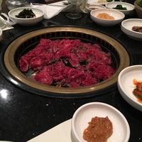 Photo taken at Han Gang Korean Cuisine by Derek F. on 2/27/2016