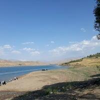 Photo taken at Taleghan Dam | سد طالقان by YA M A. on 9/8/2017