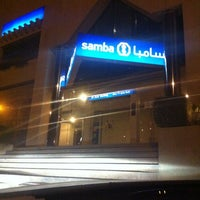 Photo taken at Samba Bank by abadi on 12/3/2012