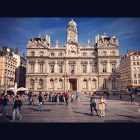 Photo taken at Place des Terreaux by Pavel O. on 9/30/2012
