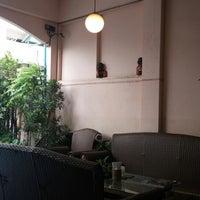 Photo taken at ๙ Nai café by YOs P. on 7/28/2014