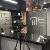 Photo taken at TechCrunch HQ by Vera K. on 11/12/2015
