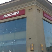 Photo taken at Ducati by Godly G. on 8/21/2013