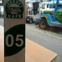 Photo taken at Jeepney Cafe by Trumane Alvin D. on 1/21/2014