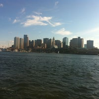 Foto tomada en Boston Harbor  por Courtney G. el 8/10/2013