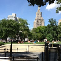 Foto scattata a Washington Square Park da Rich C. il 7/6/2013