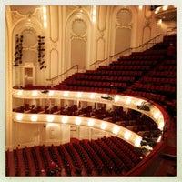 Foto diambil di Symphony Center (Chicago Symphony Orchestra) oleh Samantha O. pada 12/7/2012