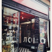 Photo taken at Lomography Embassy Store Chicago by Samantha O. on 12/29/2012