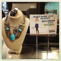 Photo taken at Buffalo Exchange by Samantha O. on 1/21/2013