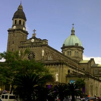 3/28/2013にJoseph Allan A.がCathedral-Basilica of the Immaculate Conception of Manila (Manila Cathedral)で撮った写真