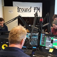 Photo taken at Ground FM by Wout v. on 4/26/2015