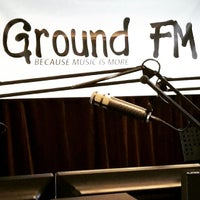 Photo taken at Ground FM by Wout v. on 5/1/2015