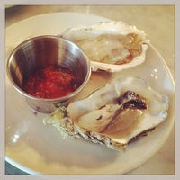 Photo taken at Le Grand Bistro & Oyster Bar by Culinary C. on 6/26/2013