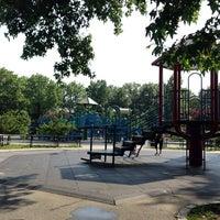 Photo taken at Juniper Valley Park Playground by Doris k. on 7/8/2014