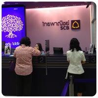 Photo taken at ธนาคารไทยพาณิชย์ (SCB) by Tamajung T. on 3/11/2013