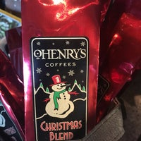 Photo taken at O'Henry's Coffee by Andy H. on 11/4/2016