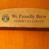 Photo taken at Starbucks by Ricardo F. on 11/11/2012