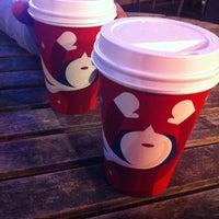 1/15/2013 tarihinde Ozge A.ziyaretçi tarafından Starbucks'de çekilen fotoğraf