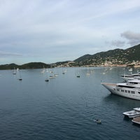 Photo taken at Charlotte Amalie Harbor by ⭐️Pam⭐️ on 12/15/2015