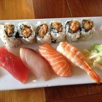 Photo taken at Kushi Izakaya & Sushi by ⭐️Pam⭐️ on 5/19/2013