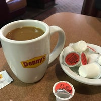 Photo taken at Denny's by ⭐️Pam⭐️ on 10/1/2016