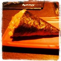 Foto tirada no(a) Kony Sushi Bar por Daniel M. em 2/15/2013