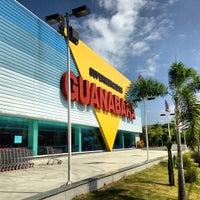 Photo taken at Supermercados Guanabara by Felipe V. on 4/19/2013