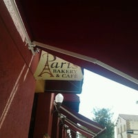 Photo taken at Paris Bakery & Cafe by Sandy on 9/29/2012