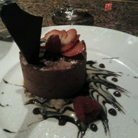 Photo taken at Paradiso Ristorante by Sandy on 10/7/2012