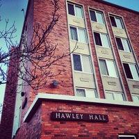 Photo taken at Hawley Hall (OSU) by Tony S. on 1/14/2014