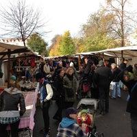 Das Foto wurde bei Nowkoelln Flowmarkt von Christian R. am 11/4/2012 aufgenommen