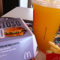 Photo taken at McDonald's by Vivi C. on 11/3/2012