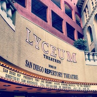 Photo taken at Lyceum Theatre by Jerry J. on 8/19/2013