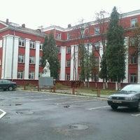 Photo taken at Гимназия № 75 by Сергей Д. on 11/4/2012