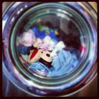 Photo taken at Fontana Coin Laundry by Joe D. on 9/28/2012
