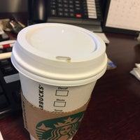 Photo taken at Starbucks by John M. on 10/13/2016