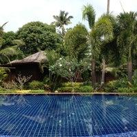 Photo taken at Gajapuri Resort and Spa Koh Chang by B L. on 2/2/2013