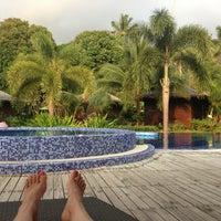 Photo taken at Gajapuri Resort and Spa Koh Chang by B L. on 2/6/2013