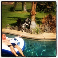 Photo taken at The Villa at PGA West by Mark D. on 4/13/2013
