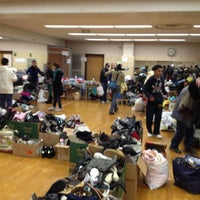 Photo taken at New Dorp High School by Daisy P. on 11/4/2012