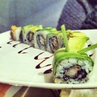 Photo taken at Tao Sushi Restaurant by Silvia B. on 12/29/2012
