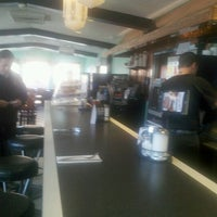 Photo taken at Victoria's Diner by Kris T. on 3/13/2013